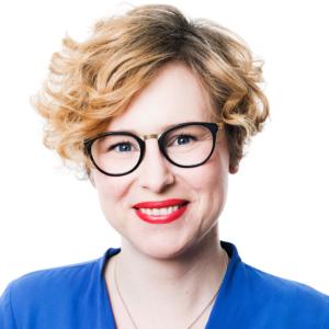 Anna Werkelin Ahlin Fotograf: Anneli Nygårds